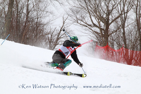 02-16-2011 Girls Slalom 1st run