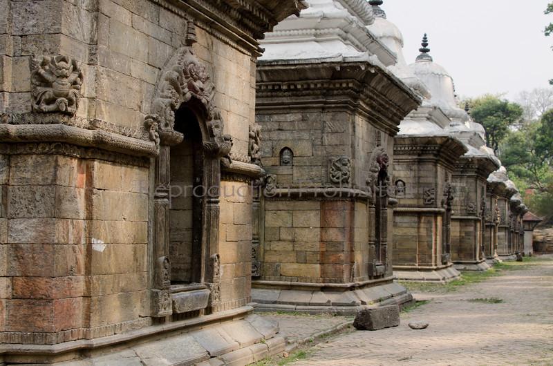 Shiva Temples Pashupati, Nepal 2012