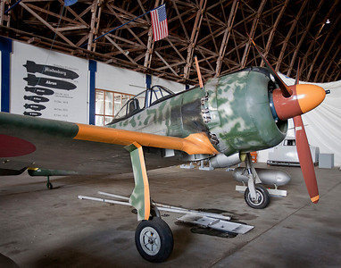 Tillamook Air Museum, Tillamook Oregon