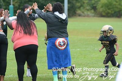 09-13-2014 Montgomery Village Sports Association Chiefs vs Forestville Falcons Tiny Mites, Photos by Jeffrey Vogt Photography