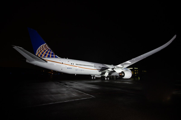 787-9 Delivery Dinner Feb 6-8 2018