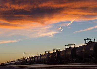 Trains - Lordsburg, NM