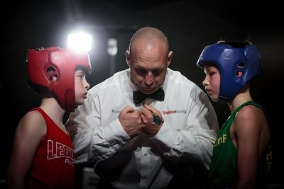 22/02/2019: Legions Amateur Boxing Show