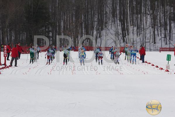2014 Eastern Cup Girls U16 5K Mass Start