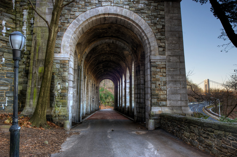fort-tryon-arches-and=bridge