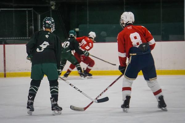 Thirds Hockey vs. Stanstead College