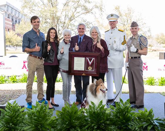 2020 Distinguished Alumni Surprise Announcements