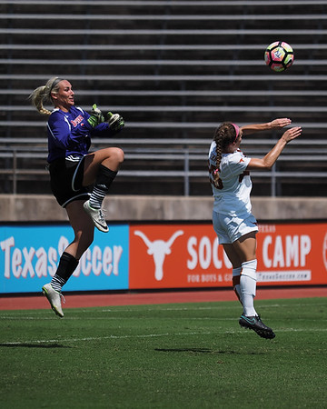 University of Texas Soccer vs. Detroit 8.28.2016