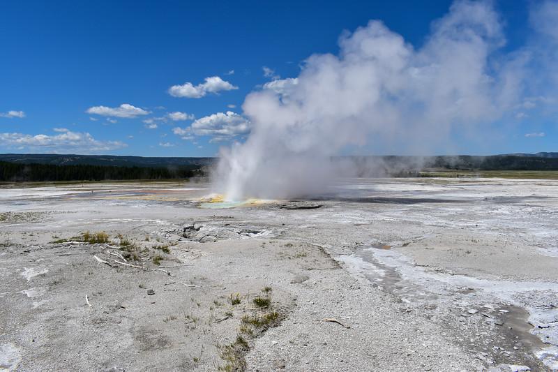Yellowstone National Park - Lower Geyser Basin (7-18-20)