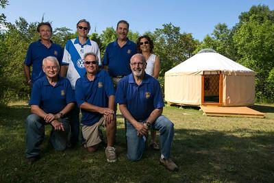 SWM 0912 Rotary Yurt