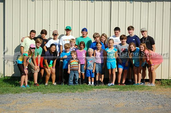 June 2014 All Abilities Camp TSTRC
