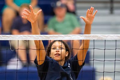Varsity Volleyball @ Mt. Morris Scrimmage 8/18/2021