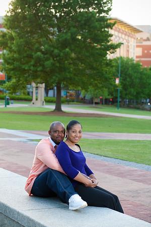 Allison & Ron - Engagement
