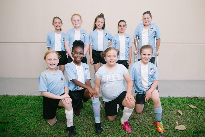 YMCA Spring Soccer 2016