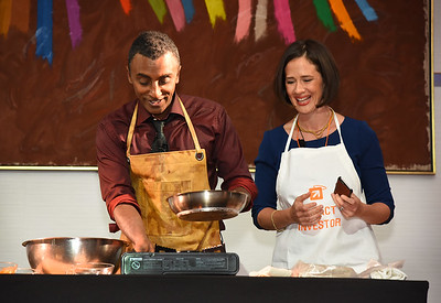 Impact Angel Donor's Gathering/Celebrity Chef Marcus Samuelsson