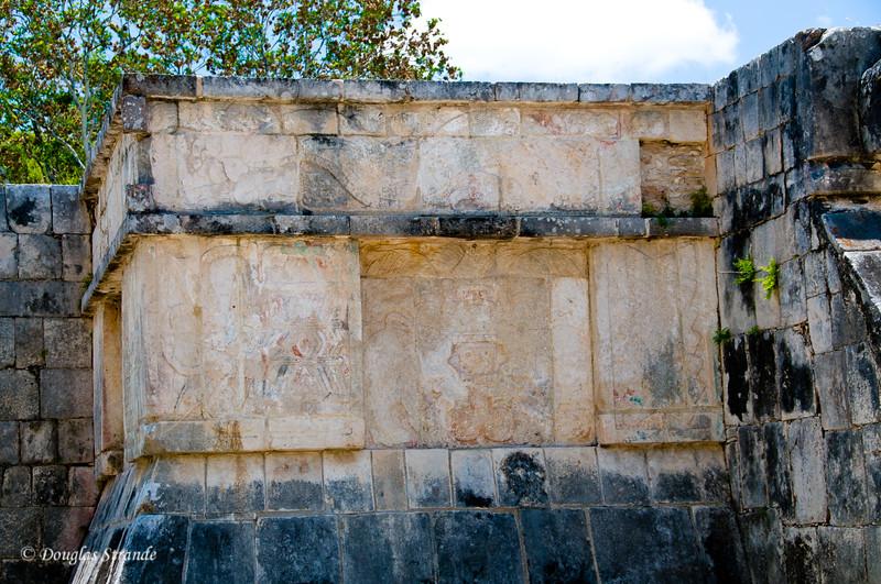 Ruins at Chichen Itza