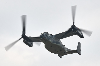 United States Air Force Special Operations Command CV-22B Osprey
