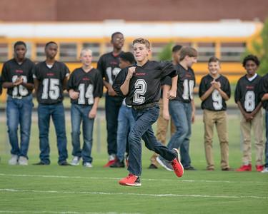 MTM2017: 7th Grade Football
