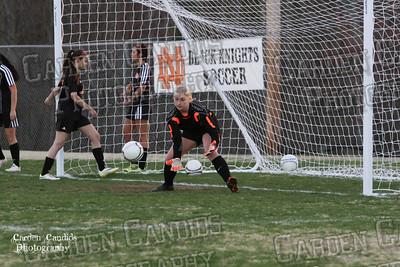 DHS VARSITY Ladies Soccer vs N Davidson - 3-16-15