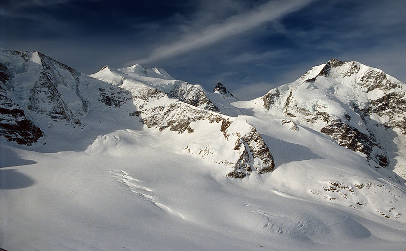 Other ascents and ski-mountaineering on the Alps