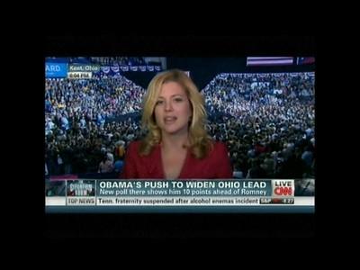 Dr. Melissa Miller -- Obama Visit