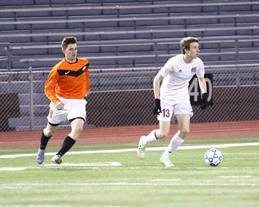 Prairie vs. Washington Boys' Soccer Jamboree 3/31/16