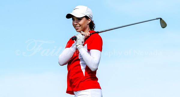 Sidney - RHS Girls Golf 2014