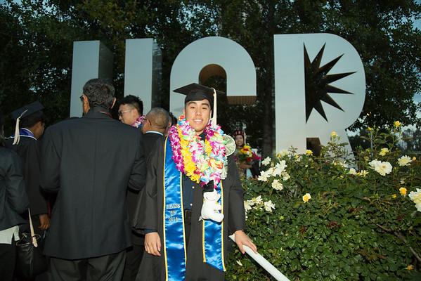 Michael Tran's graduation