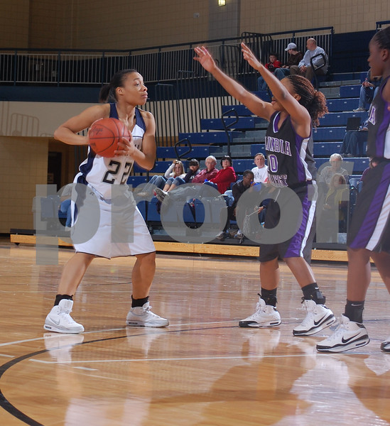 Women's Basketball v. Columbia State Feb. 21, 2009