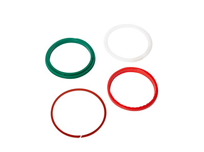 HITACHI ZAXIS ZX 210-3 SERIES TRACK ADJUSTER SEAL KIT 74MM PISTON
