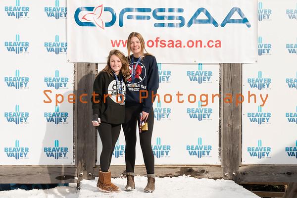 OFSAA Snowboarding 2017 Awards