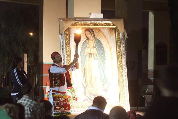 20101109 Antorcha Guadalupana 2010 Danza Mexica
