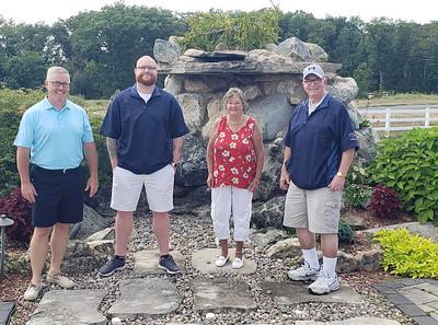 Bridge Club Golf Tournament  - August 17, 2020