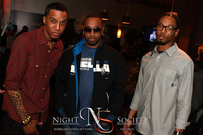 Swagger Sundays Pisces Party and Fundraiser at the Inspot 02-26-2012