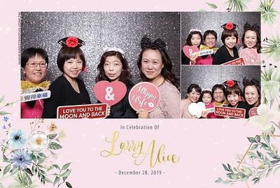 Larry & Alice's Wedding