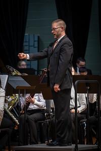2018 Salyards Band Winter Concert