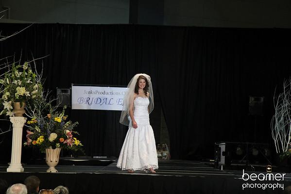Connecticut Bridal Expo Fashion Shows - Jan 2014