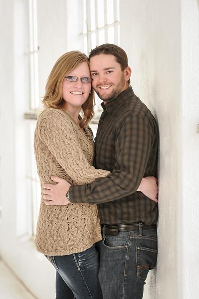 Aaron and Tara