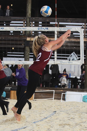 South Carolina at 2019 Pre-Season Tournament Rally Volleyball (11/3/2018)