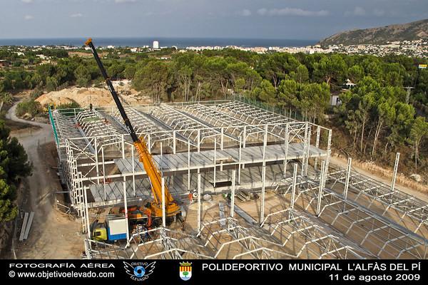 Pabellón Polideportivo PAU GASOL