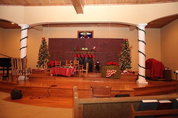 2010 CP Christmas Play