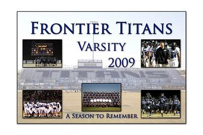 Varsity Poster 2009