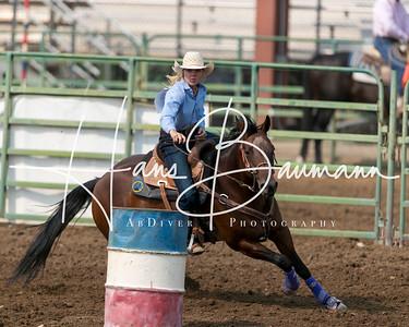 Douglas-Carson Rodeo 30 Aug 2020