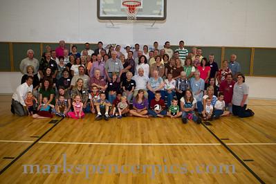 Terry Family 2011