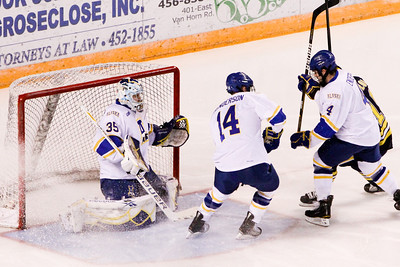 Michigan vs UAF, Dec. 2, 2011