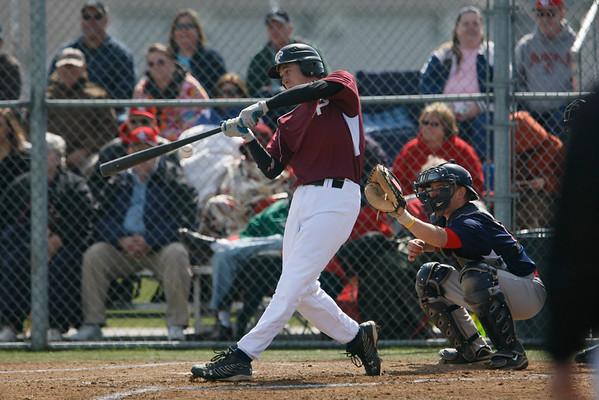 Baseball: Pierce vs. Lower Columbia 4-4-09