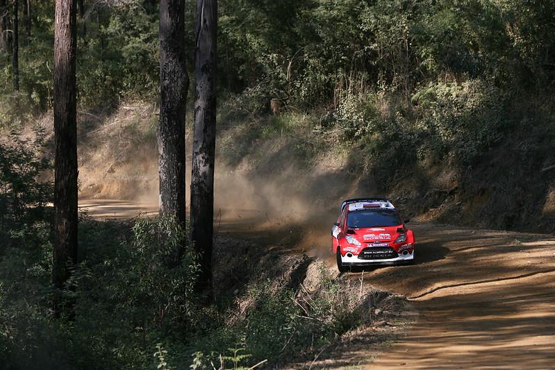 MOTORSPORT - WORLD RALLY CHAMPIONSHIP 2011 - AUSTRALIA RALLY - COFFS HARBOUR (AUS) - 8 TO 11/09/2011 - PHOTO: BASTIEN BAUDIN / DPPI -