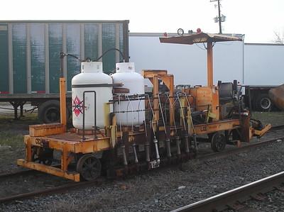 "Rail Heater ""RH"""