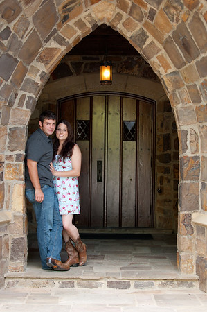 Matt and Elizabeth Engaged