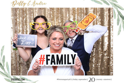 Billy & Andra's Wedding - September 20, 2019